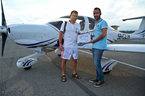 Cyprus VIP Service - Flight Lessons
