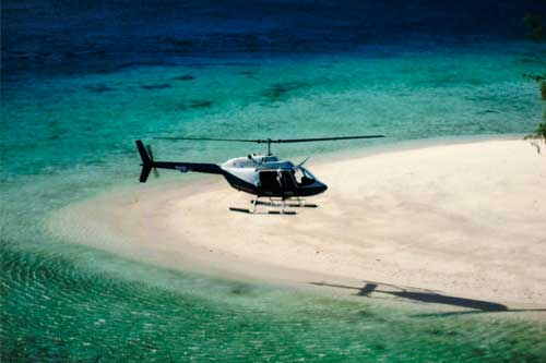 Cyprus VIP Service - Helicopter tours