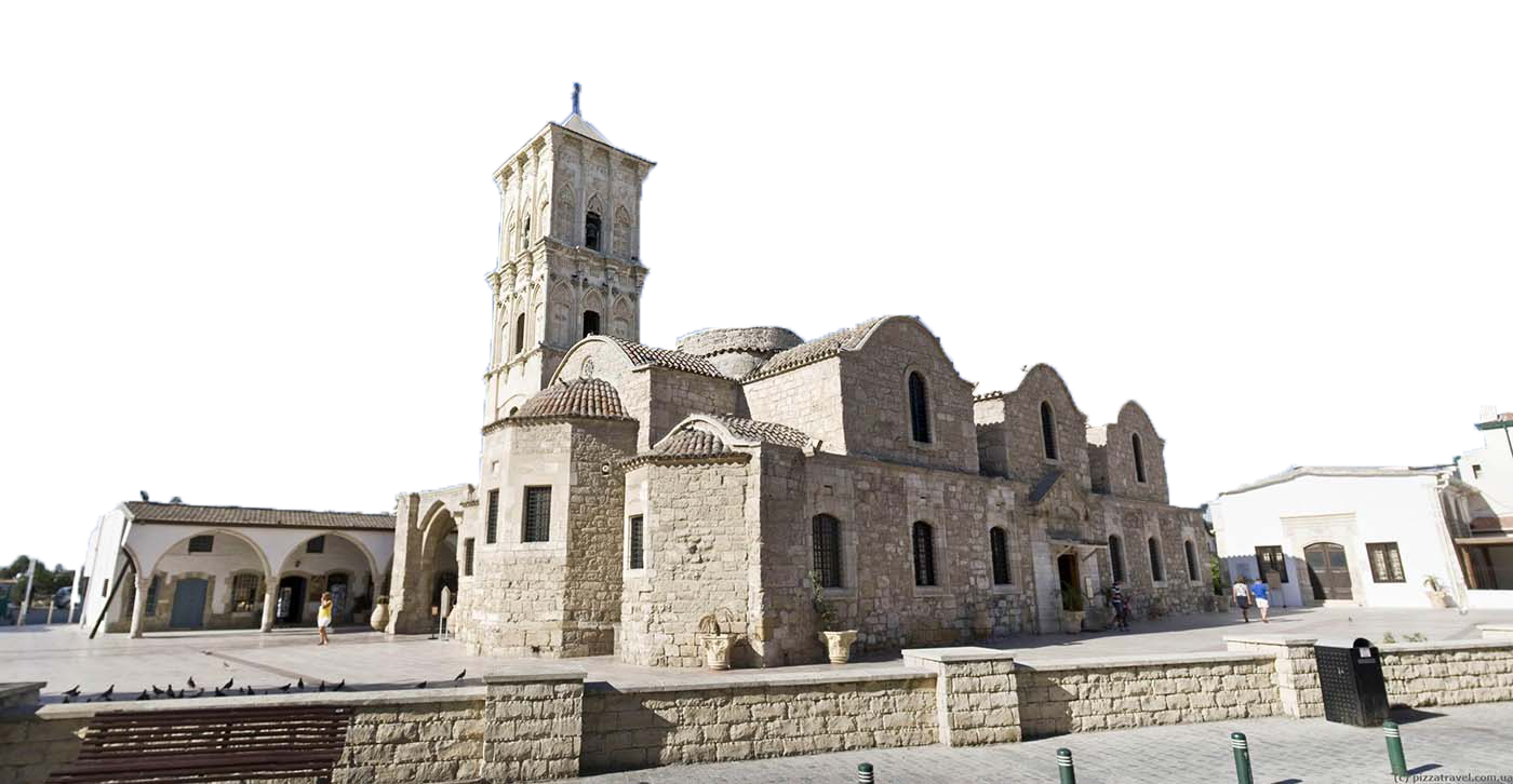 Church of Saint Lazarus, Larnaca